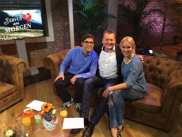 Ewald Zadrazil bei Servus TV